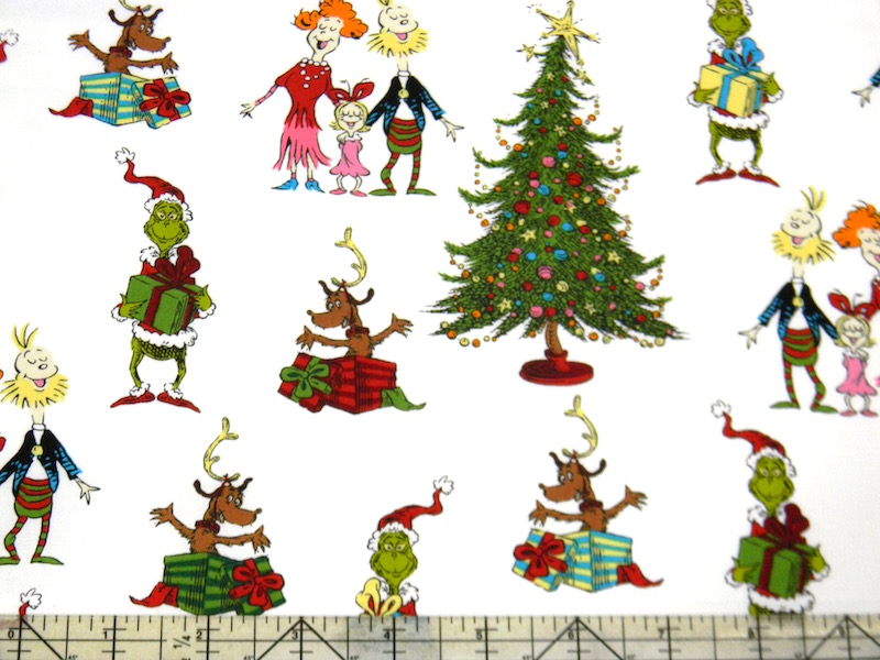 3c079a73ef3 How The Grinch Stole Christmas 5 Holiday White